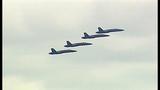 Blue Angels arrive for Seafair air show - (4/25)