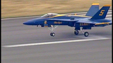Blue Angels arrive for Seafair air show - (23/25)