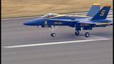 Blue Angels arrive for Seafair air show - (23/25)