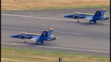 Blue Angels arrive for Seafair air show - (25/25)