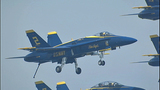Images of Blue Angels from Aug. 2 practice - (11/11)
