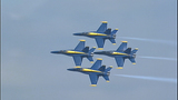 Images of Blue Angels from Aug. 2 practice - (6/11)