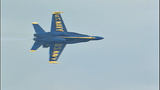 Images of Blue Angels from Aug. 2 practice - (9/11)
