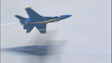 Images of Blue Angels from Aug. 2 practice - (2/11)