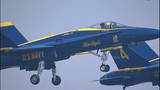 Images of Blue Angels from Aug. 2 practice - (1/11)