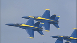 Images of Blue Angels from Aug. 2 practice - (8/11)