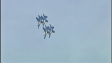 Blue Angels thrill thousands at 2012 show - (7/25)