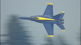 Blue Angels thrill thousands at 2012 show - (8/25)