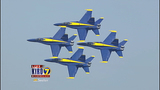 Blue Angels thrill thousands at 2012 show - (22/25)