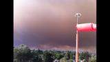 Flames race across Central Washington - (14/21)