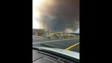 Taylor Bridge Wildfire rages on - (20/21)