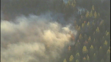 Flames race across Central Washington - (17/21)