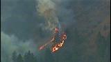Flames race across Central Washington - (16/21)