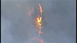 Flames race across Central Washington - (12/21)