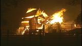Flames race across Central Washington - (7/21)