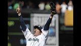 Felix throws Mariners' first perfect game - (3/5)