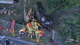 Survivors treated after fatal rollover - (9/9)