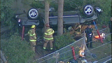 Survivors treated after fatal rollover - (8/9)