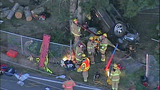 Survivors treated after fatal rollover - (2/9)