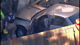 Driver takes wild ride into Shoreline home - (7/9)