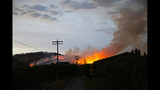 Lightning sparks wildfires in Wenatchee - (9/15)
