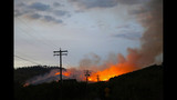 Lightning sparks wildfires in Wenatchee - (1/15)