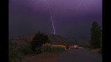 Lightning sparks wildfires in Wenatchee - (12/15)