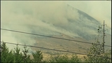 Lightning sparks wildfires in Wenatchee - (7/15)