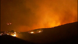 Wenatchee fire threatens homes, clogs air - (10/15)
