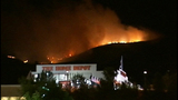 Wenatchee fire threatens homes, clogs air - (13/15)