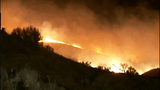 Wenatchee fire threatens homes, clogs air - (15/15)