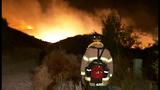 Wenatchee fire threatens homes, clogs air - (11/15)