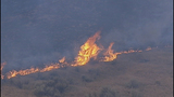 Wenatchee fire threatens homes, clogs air - (7/15)