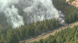 Fire closes Highway 3 in Kitsap County - (10/11)