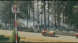 Fire closes Highway 3 in Kitsap County - (11/11)