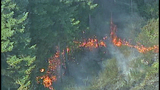 Fire closes Highway 3 in Kitsap County - (8/11)