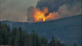 No end in sight for raging wildfires - (8/10)