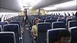 Inside ANA Airlines Boeing 787 Dreamliner - (10/10)