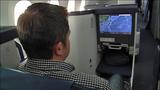 Inside ANA Airlines Boeing 787 Dreamliner - (8/10)