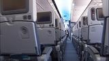 Inside ANA Airlines Boeing 787 Dreamliner - (7/10)