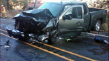 Cars mangled, woman killed in head-on crash - (3/4)