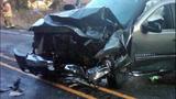Cars mangled, woman killed in head-on crash - (2/4)