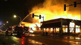 Fire destroys buildings in Forks - (7/7)