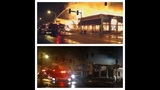 Fire destroys buildings in Forks - (4/7)