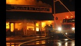Fire destroys buildings in Forks - (3/7)