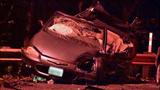 Violent head-on crash leaves cars mangled in… - (8/13)