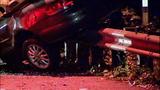 Violent head-on crash leaves cars mangled in… - (13/13)