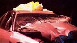 Violent head-on crash leaves cars mangled in… - (12/13)