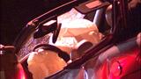 Violent head-on crash leaves cars mangled in… - (1/13)