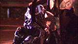 Violent head-on crash leaves cars mangled in… - (4/13)